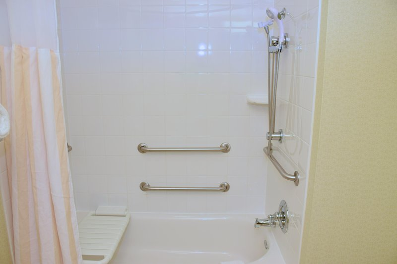 Hilton Garden Inn Dayton Beavercreek-Accessible Tub<br/>Image from Leonardo