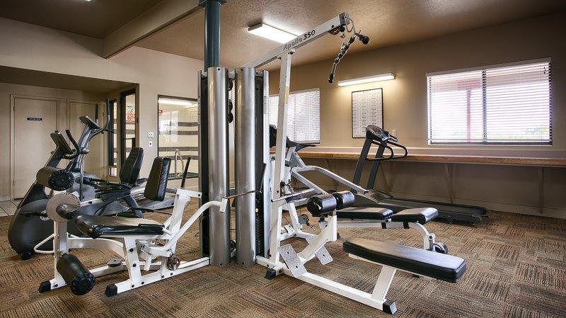 Best Western Plus High Country Inn-Fitness Center<br/>Image from Leonardo