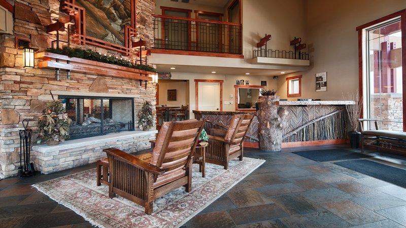 Best Western Plus High Country Inn-Lobby<br/>Image from Leonardo