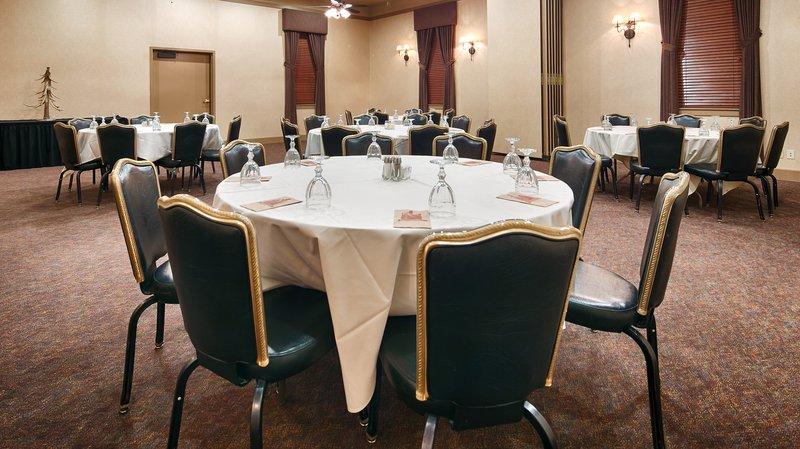 Best Western Plus High Country Inn-Meetings<br/>Image from Leonardo