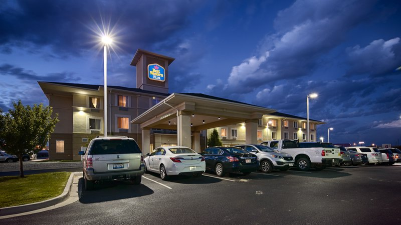 Best Western Plus Frontier Inn-Exterior<br/>Image from Leonardo