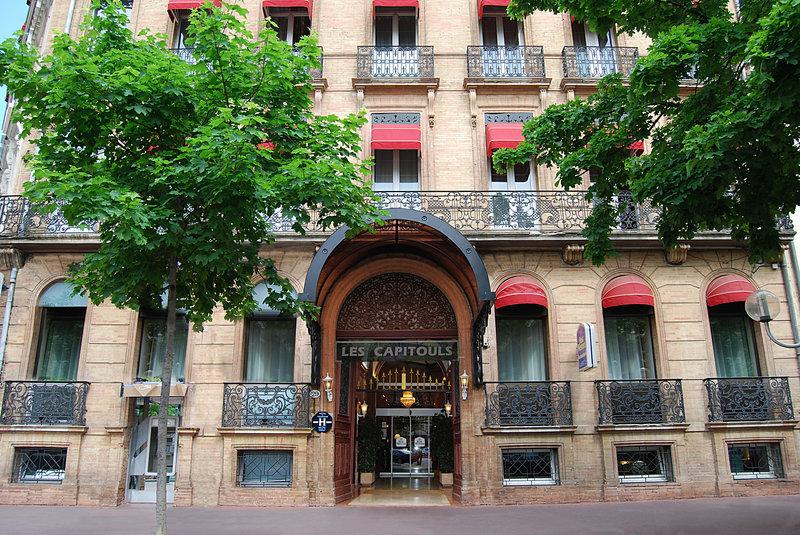 Best Western Toulouse Centre Les Capitouls-BEST WESTERN Hotel Les Capitouls<br/>Image from Leonardo