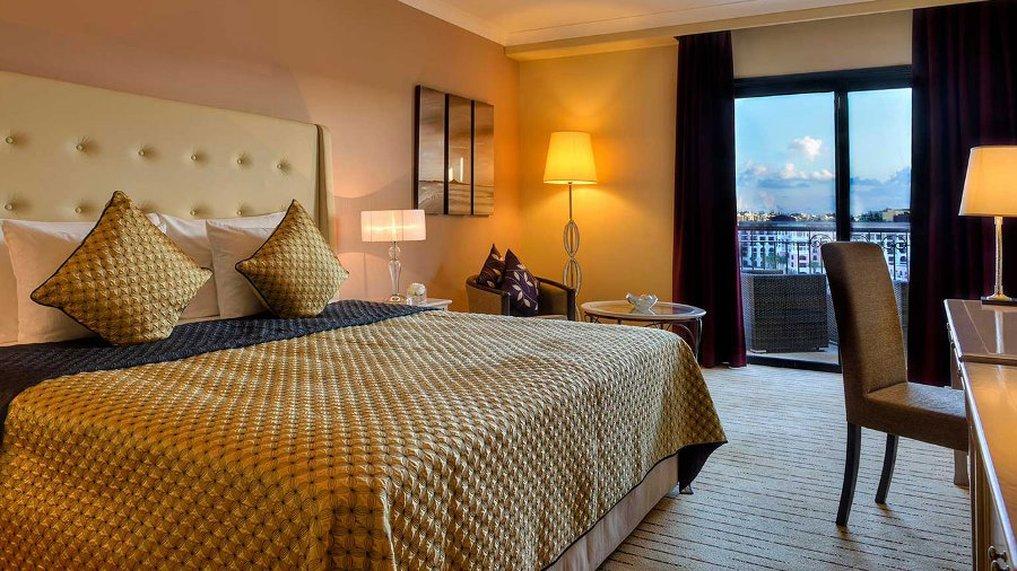 Corinthia Hotel St. George's Bay-Grand Suite<br/>Image from Leonardo