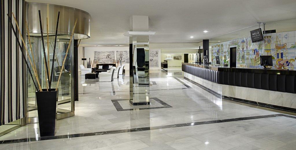 Melia Costa Del Sol-Reception<br/>Image from Leonardo