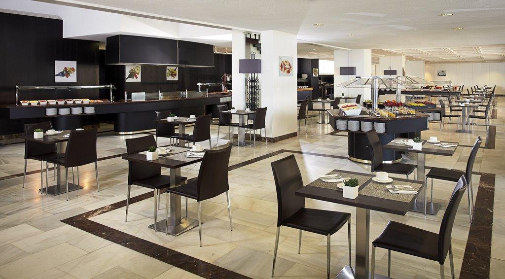 Melia Costa Del Sol-Buffet restaurant<br/>Image from Leonardo