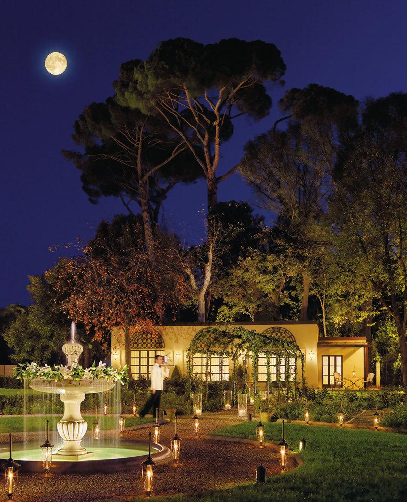 Four Seasons Firenze Hotel-Villa Garden Suite exterior<br/>Image from Leonardo