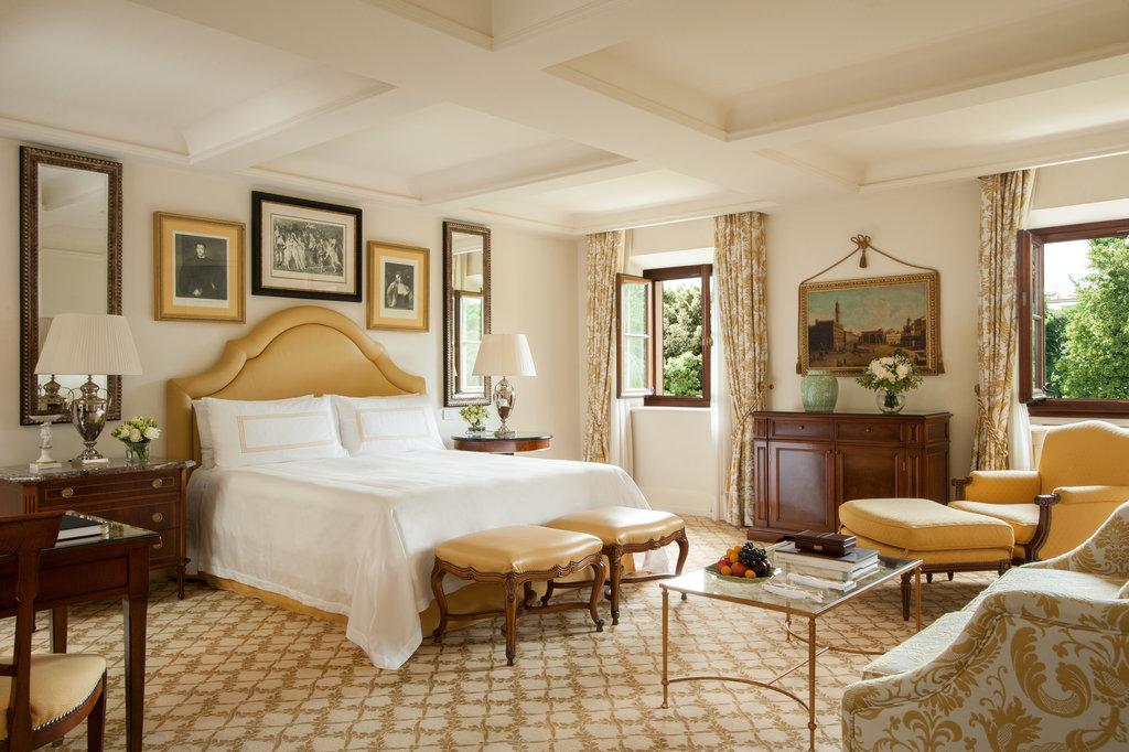 Four Seasons Firenze Hotel-Junior Suite<br/>Image from Leonardo