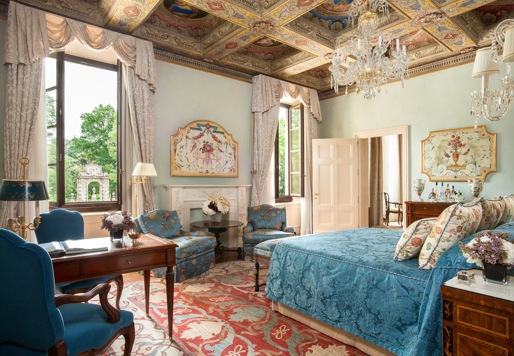 Four Seasons Firenze Hotel-Presidential Suite Conventino<br/>Image from Leonardo
