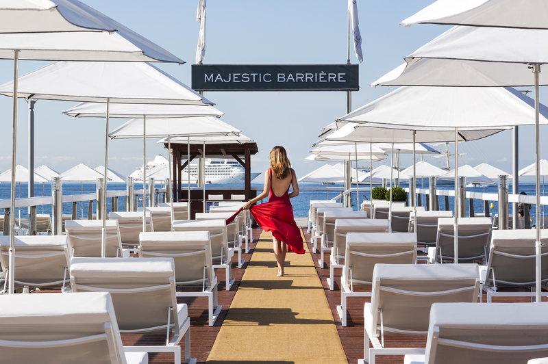 Hotel Majestic Barriere-La Plage <br/>Image from Leonardo