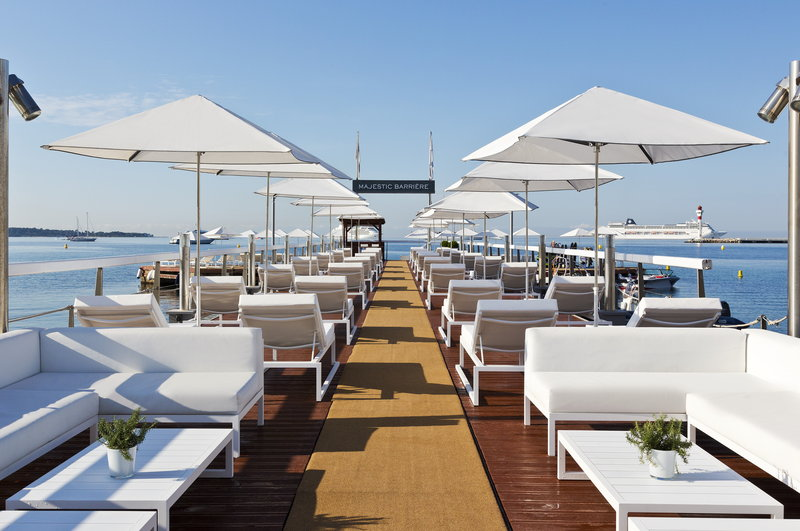 Hotel Barriere Le Majestic-La Plage <br/>Image from Leonardo