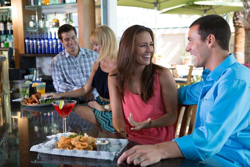Hilton Garden Inn Virginia Beach Oceanfront-Dining at Lager Heads Restaurant<br/>Image from Leonardo