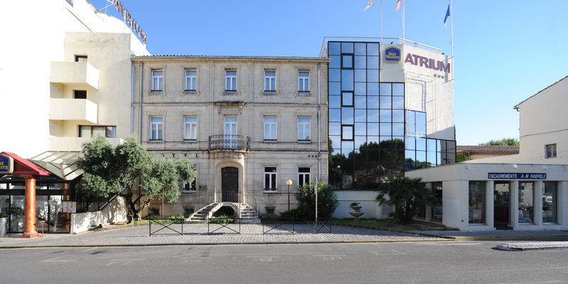 Best Western Hotel Atrium-Exterior<br/>Image from Leonardo