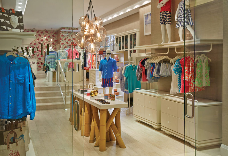 Four Seasons Resort Palm Beach-Swell Boutique<br/>Image from Leonardo