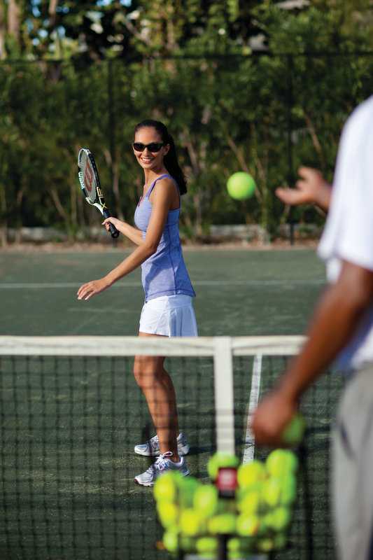 Four Seasons Resort Palm Beach-Tennis<br/>Image from Leonardo