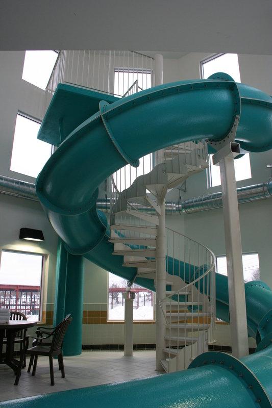 Hampton Inn &amp; Suites by Hilton Saint John-Water Slide<br/>Image from Leonardo