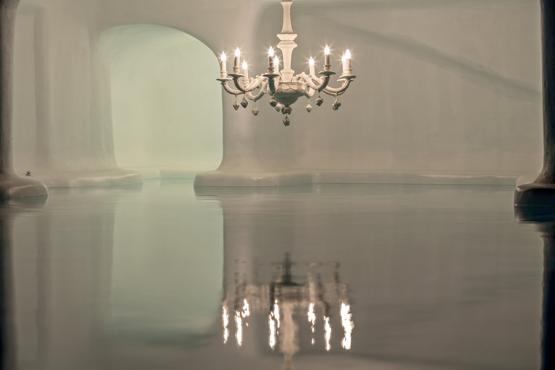 Canaves Oia Hotel-Infinity Pool<br/>Image from Leonardo