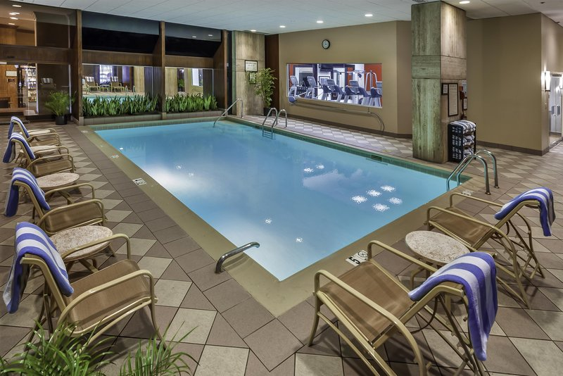 DoubleTree by Hilton Hotel Philadelphia Airport-Indoor Heated Pool<br/>Image from Leonardo
