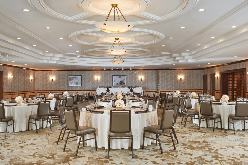 DoubleTree by Hilton Hotel Fresno Convention Center-Sequoia event space<br/>Image from Leonardo