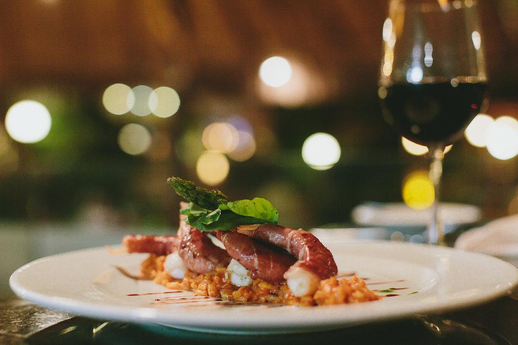 Grand Fiesta Americana Puerto Vallarta - Tiantang Asian Restaurant <br/>Image from Leonardo