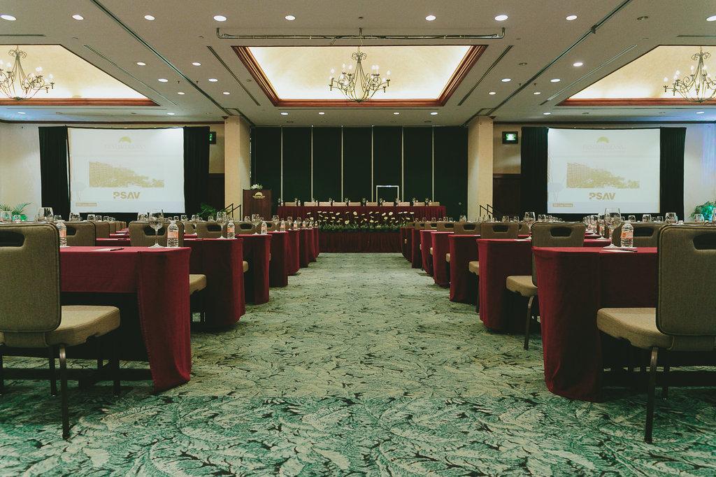 Grand Fiesta Americana Puerto Vallarta - Meeting Room <br/>Image from Leonardo