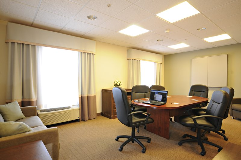 Hampton Inn &amp; Suites by Hilton Saint John-Hospitality Suite <br/>Image from Leonardo