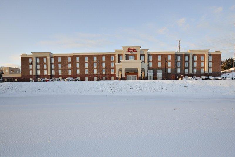 Hampton Inn &amp; Suites by Hilton Saint John-Exterior<br/>Image from Leonardo
