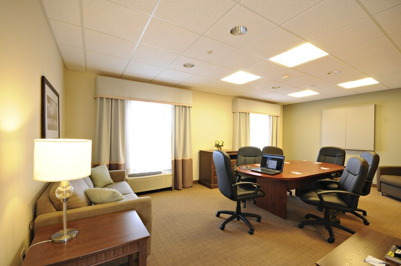 Hampton Inn &amp; Suites by Hilton Saint John-Hospitality Suite<br/>Image from Leonardo