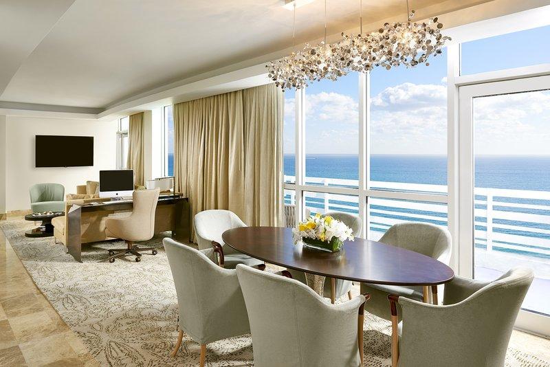 Fontainebleau Miami Beach - La Mer Diningroom Sml <br/>Image from Leonardo