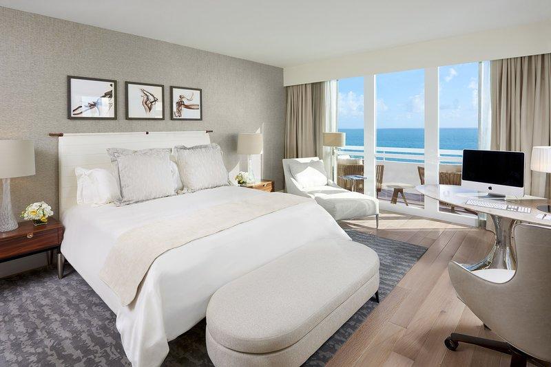 Fontainebleau Miami Beach - Le Sable King Bedroom Sml <br/>Image from Leonardo