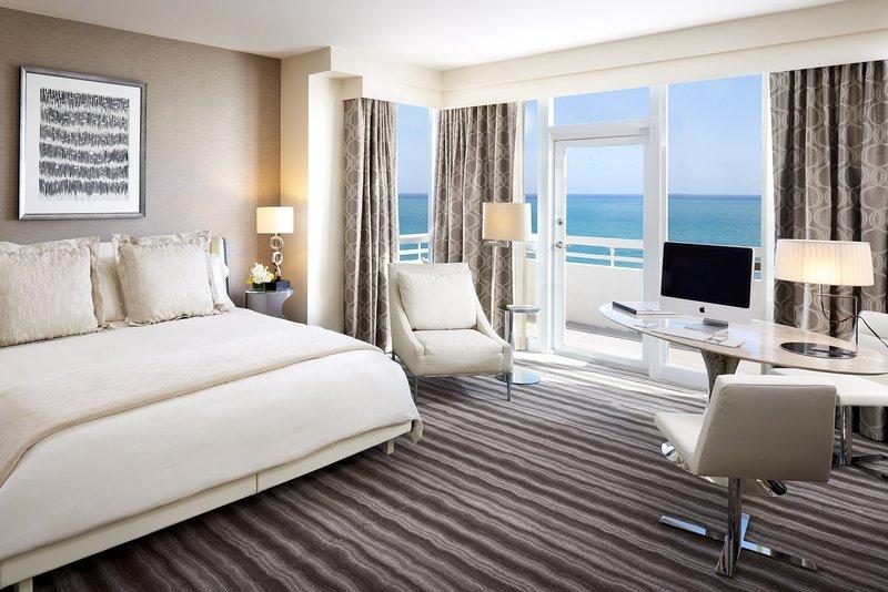 Fontainebleau Miami Beach - Le Sable King Bedroom <br/>Image from Leonardo