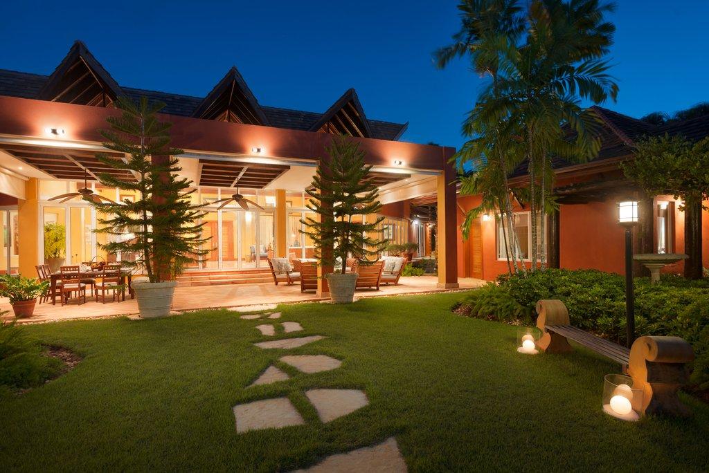 Casa De Campo - Exclusive Villa Las Fuentes Veranda <br/>Image from Leonardo