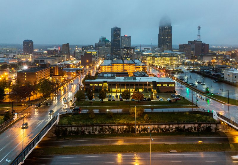Holiday Inn Des Moines Downtown - Mercy Area-The View<br/>Image from Leonardo