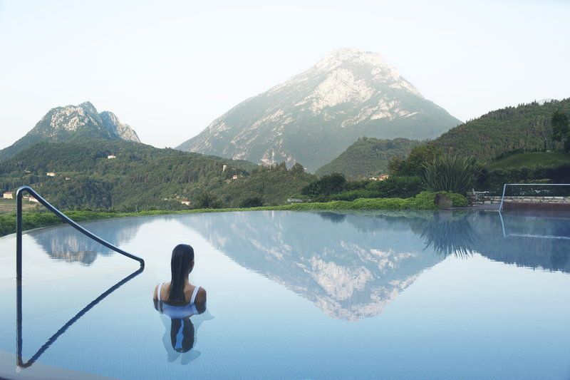 Lefay Resort & Spa-Infinity Pool View<br/>Image from Leonardo