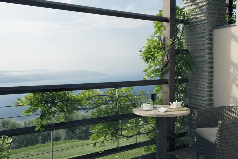 Lefay Resort & Spa-Deluxe Junior Suite Balcony With Lake<br/>Image from Leonardo