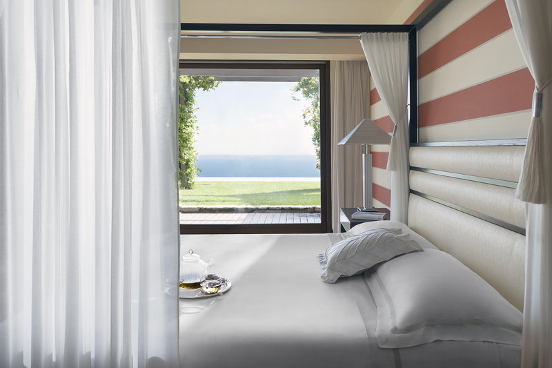 Lefay Resort & Spa-Royal Suite Master Bedroom<br/>Image from Leonardo