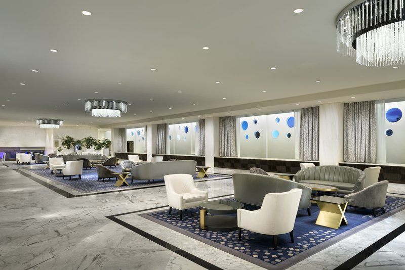 Fontainebleau Miami Beach - Luster Gallerie <br/>Image from Leonardo