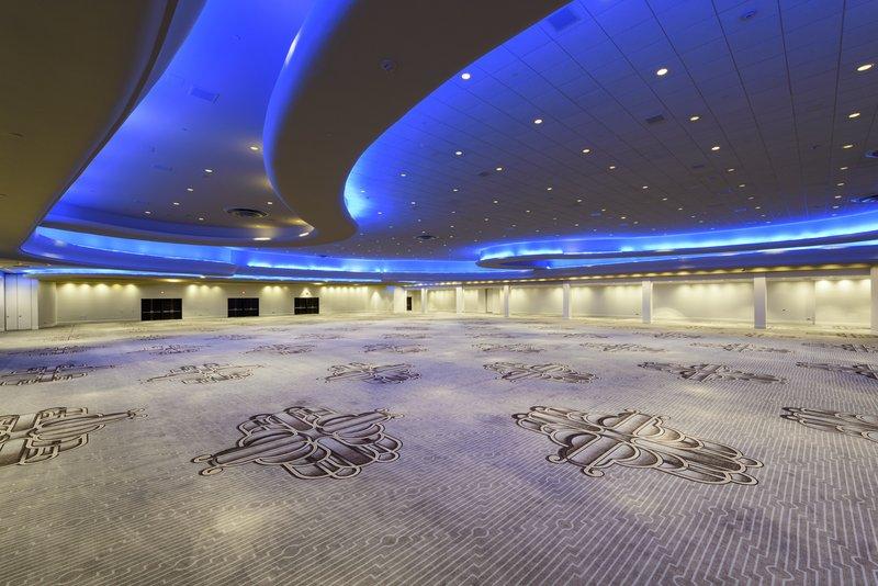 Fontainebleau Miami Beach - Sparkle Ballroom <br/>Image from Leonardo