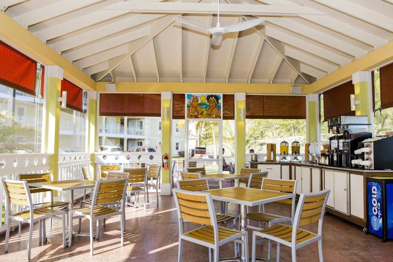 Sunshine Suites-Sunshine Cafe<br/>Image from Leonardo