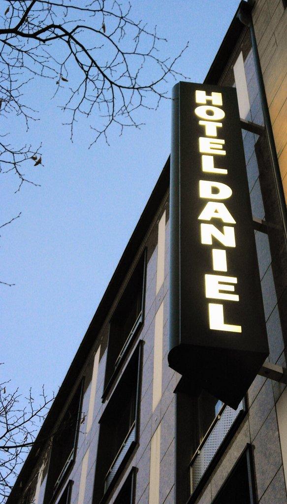 Daniel Hotel-Exterior<br/>Image from Leonardo