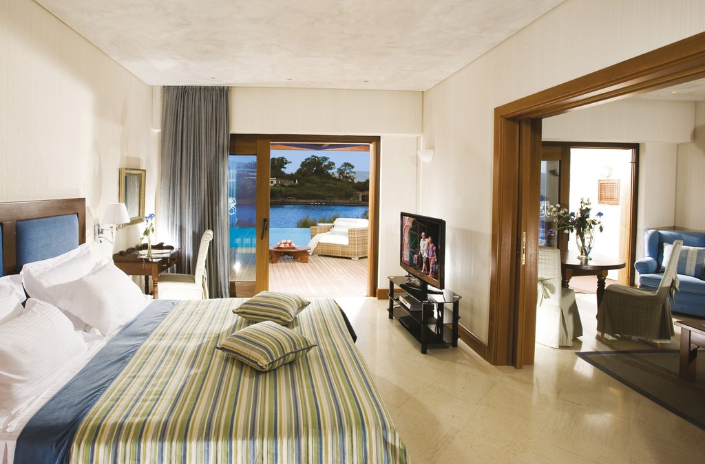 Elounda Bay Palace-Mediterranean Villa Front Seaview private pool<br/>Image from Leonardo