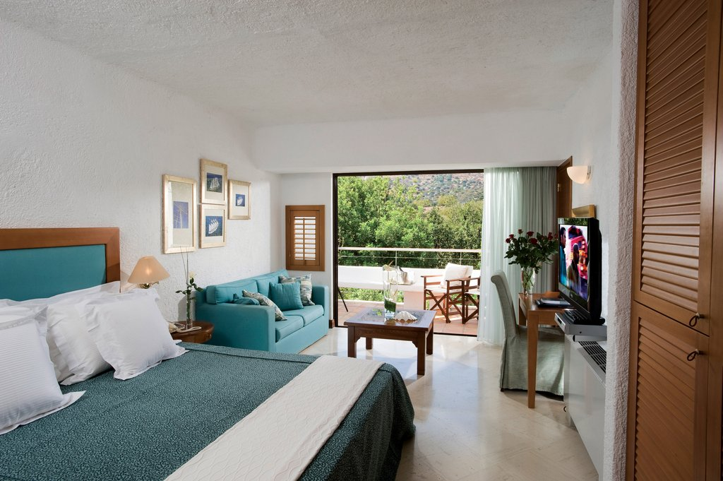 Elounda Bay Palace-Classic Room Mountain View<br/>Image from Leonardo