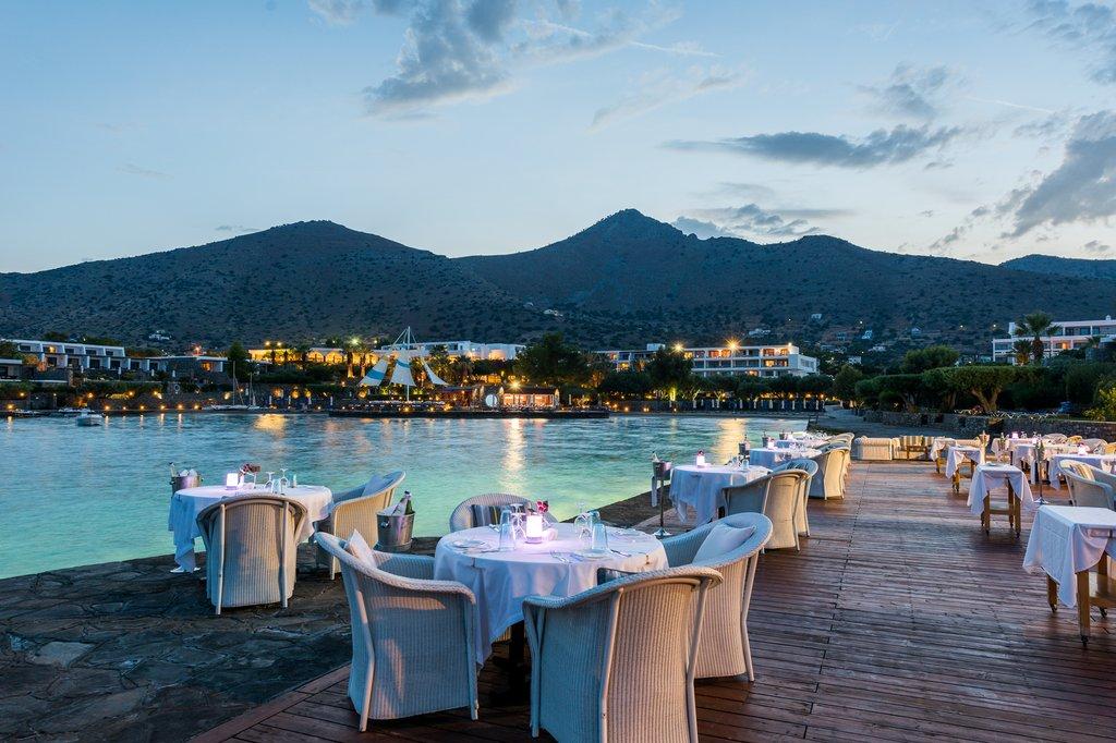 Elounda Bay Palace-Thalassa Restaurant<br/>Image from Leonardo