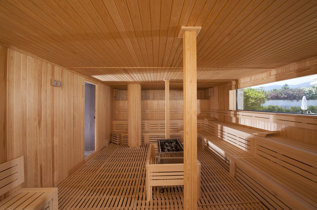 Elounda Bay Palace-Sauna<br/>Image from Leonardo