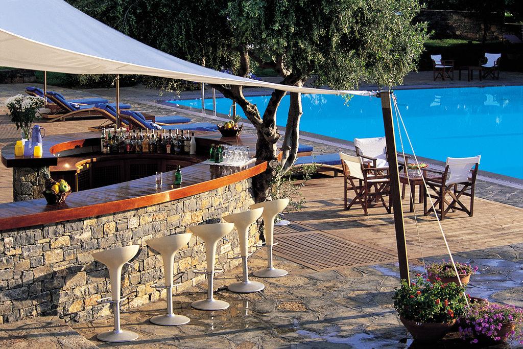 Elounda Bay Palace-Poseidon Pool Bar<br/>Image from Leonardo