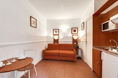 Aparthotel Pavillon Courcelles Parc Monceau-Appartement<br/>Image from Leonardo