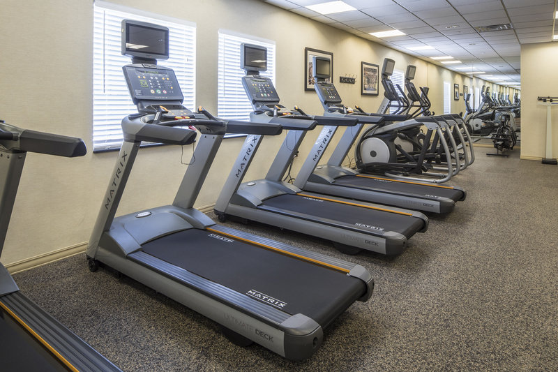 Crowne Plaza Hotel & Suites Pittsburgh South-Fitness Center new treadmills!<br/>Image from Leonardo