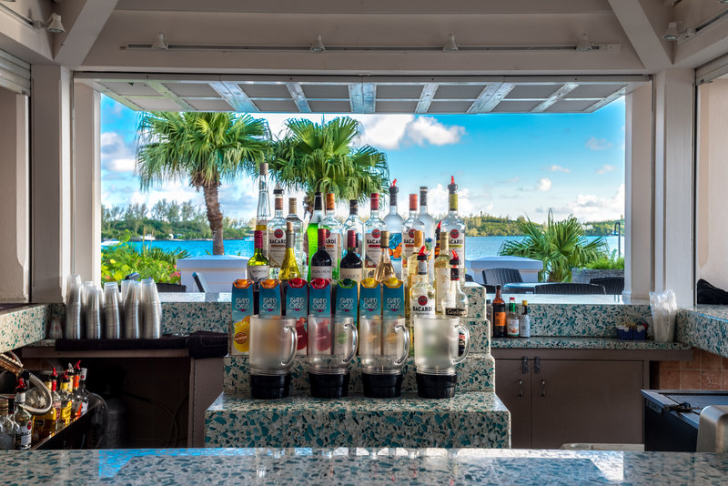 Grotto Bay Resort-Bayside Bar<br/>Image from Leonardo