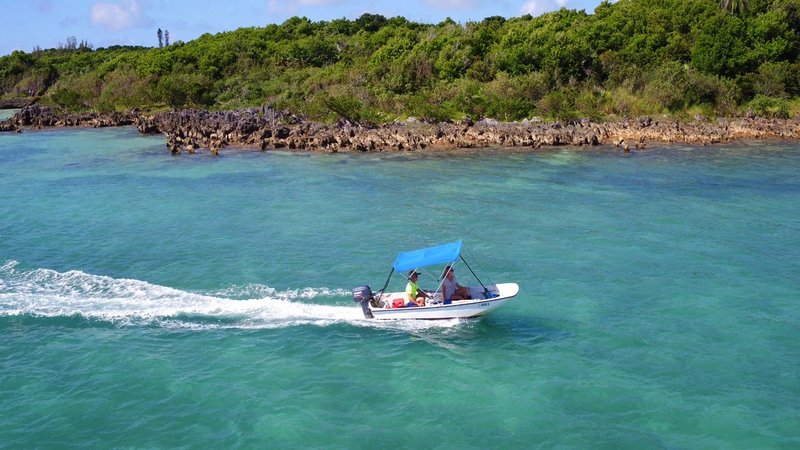 Grotto Bay Resort-Boston Whaler Rental 1<br/>Image from Leonardo