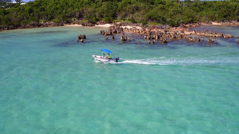 Grotto Bay Resort-Boston Whaler Rental 2<br/>Image from Leonardo