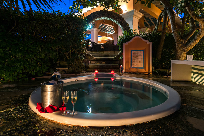 Grotto Bay Resort-Bayside Jacuzzi<br/>Image from Leonardo